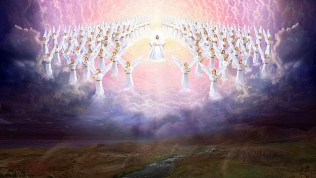 Témoignage-de-mon-retour-vers-Dieu-Tout-Puissant-Voici-le-Seigneur-est-descendu-sur-une-nuée-blanche-1