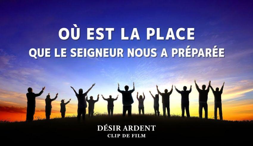 « Désir ardent » (5) - Où est la place que le Seigneur nous a préparée