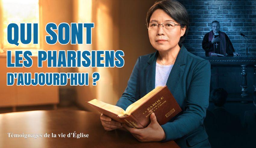Témoignage chrétien 2020 « Qui sont les pharisiens d'aujourd'hui ? »